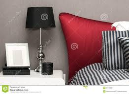 interior design detail of a luxury hotel room stock image image