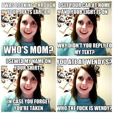 Overly Attached Girlfriend Meme - when being the overly attached girlfriend is actually cool