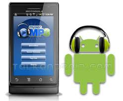 mp3 android myxer mp3 comes to android market talkandroid