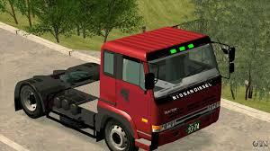 truck nissan diesel nissan diesel bigthumb ck for gta san andreas