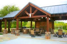 Outdoor Kitchen Pavilion Designs by Pavilion Ideas Pictures Bos Log Home Builders Fine Log Homes Log