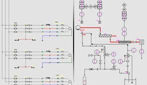 electrical autocad drafting as built mark ups to cad conversion