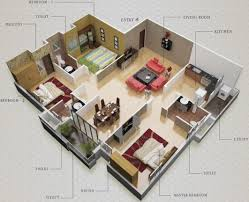 Vastu Floor Plans South Facing 3d House Plans Indian Style North Facing Escortsea