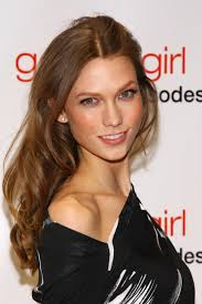 karlie kloss hair color honey brown hair color trying to think how this color would look