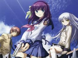 angel beats stairway to heaven anime angel beats leitor cabuloso