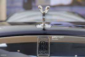 photos et images de luxury automobiles on display at bmw world