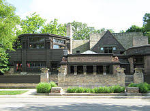 prairie style houses frank lloyd wright