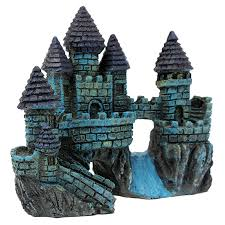 get cheap castle ornament castle tower fish aliexpress