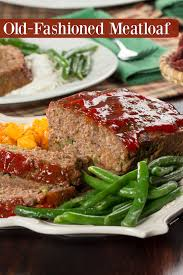 Cooking Light Meatloaf Recipe For Paula Deens Meatloaf I Have A Couple Of Suggestions