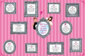 logiciel plan de table mariage gratuit faire part de mariage original princesse et conte de fées