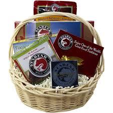 salmon gift basket classic smoked salmon and seafood gourmet food gift basket