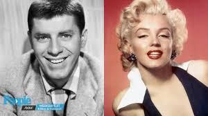 jerry lewis on affair with marilyn monroe u0027i was crippled for a week u0027