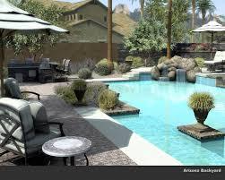 arizona backyard