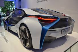 future bmw concept vision of efficient dynamics for the future visited at the bmw