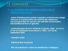 statut chambre de commerce pacc pme giz k aolack du 02 au exposé introductif quels roles