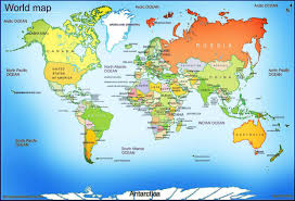 Hawaii On World Map 4th Period Interactive World Map Thinglink