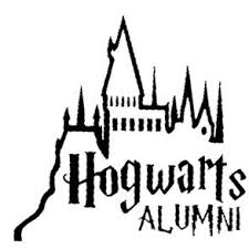 hogwarts alumni sticker bookends search cool bookends