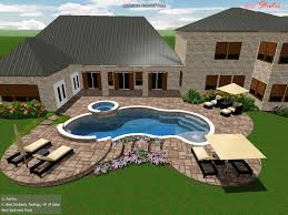 best backyard pools support structure studios