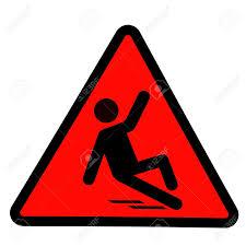 Wet Floor Images by Slippery Wet Floor Sign Wet Floor Warning Symbol Stock Photo