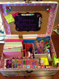 stationary box for 7 year old pens stickers cards