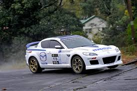 mazda country rx 8 sp repaired and ready for targa high country event