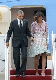 does michelle obama wear hair pieces michelle obama looks really sad over her short new york trip