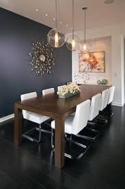 How To Decorate Dining Table Best 25 Contemporary Dining Rooms Ideas On Pinterest