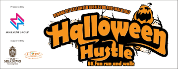 halloween flag banner penang halloween hustle 2017 howei online event registration