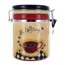 coffee themed kitchen canisters 16 best kitchen images on hobby lobby lobbies