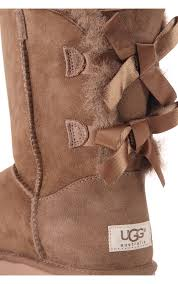 ugg bailey bow sale uk ugg womens ugg australia womens bailey bow boot leaf ugg