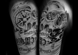 best skull artist sugar skull sleeve designs best