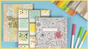 5 Easy DIY Ideas to Decorate Your Notebook Covers for Back to