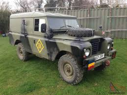 land rover military defender rover series 3 ffr 109