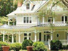 Houses With Big Porches I Want A Victorian Wrap Around Porch Gazebo Dream Home