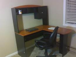 mainstays l shaped desk with hutch mainstays l shaped desk with hutch stunning l shaped desk glass top