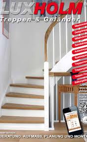 luxholm treppen preise treppen katalog 2017 treppen und geländer luxholm