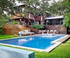 step2 naturally playful sandbox backyard pool landscaping idea