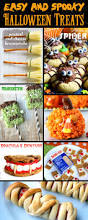 halloween appetizers for kids 60 easy and spooky diy halloween treats for 2017