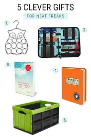 neat freaks 5 clever gifts for the neat freak in your life clevermade