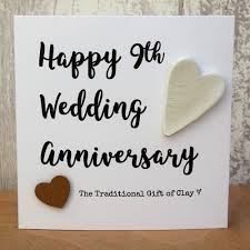 9th wedding anniversary gifts 8th 9th 10th and 11th wedding anniversary gifts