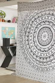 Wall Tapestry Bedroom Ideas Trendy Tapestry Black And White Hippie Throw Wall Art Beach Towel