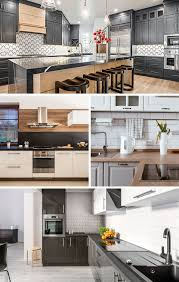 kitchen colors with gray cabinets 55 gorgeous gray kitchen ideas