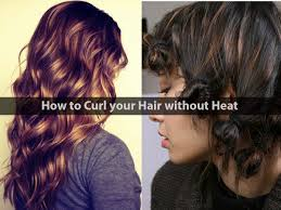 black hairstyles without heat how to curl your hair without heat tips tricks hairstyle for