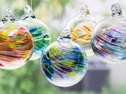 birthday wish ornament by kitras glass