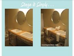 How To Stage A Bathroom Stage It Simply Tacoma Wa Vacant Home Bathroom Staging