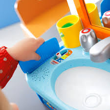 fisher price let s get ready sink fisher price laugh learn let s get ready sink best educational