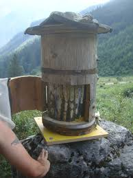 How To Make A Top Bar Beehive Holzer Style Log Bee Hive Sepp Holzer Forum At Permies