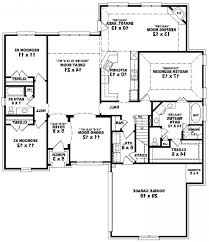 apartments 4 bedroom split level house plans split bedroom plans