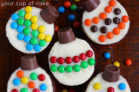 cupcake decorating ideas for christmas home design great amazing