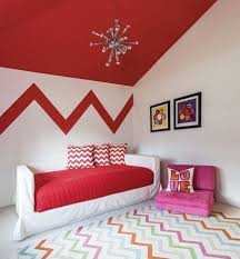 multicolored kids bedroom ideas using chevron pattern kids multicolored kids bedroom design ideas using chevron pattern discover the season s newest designs and inspirations